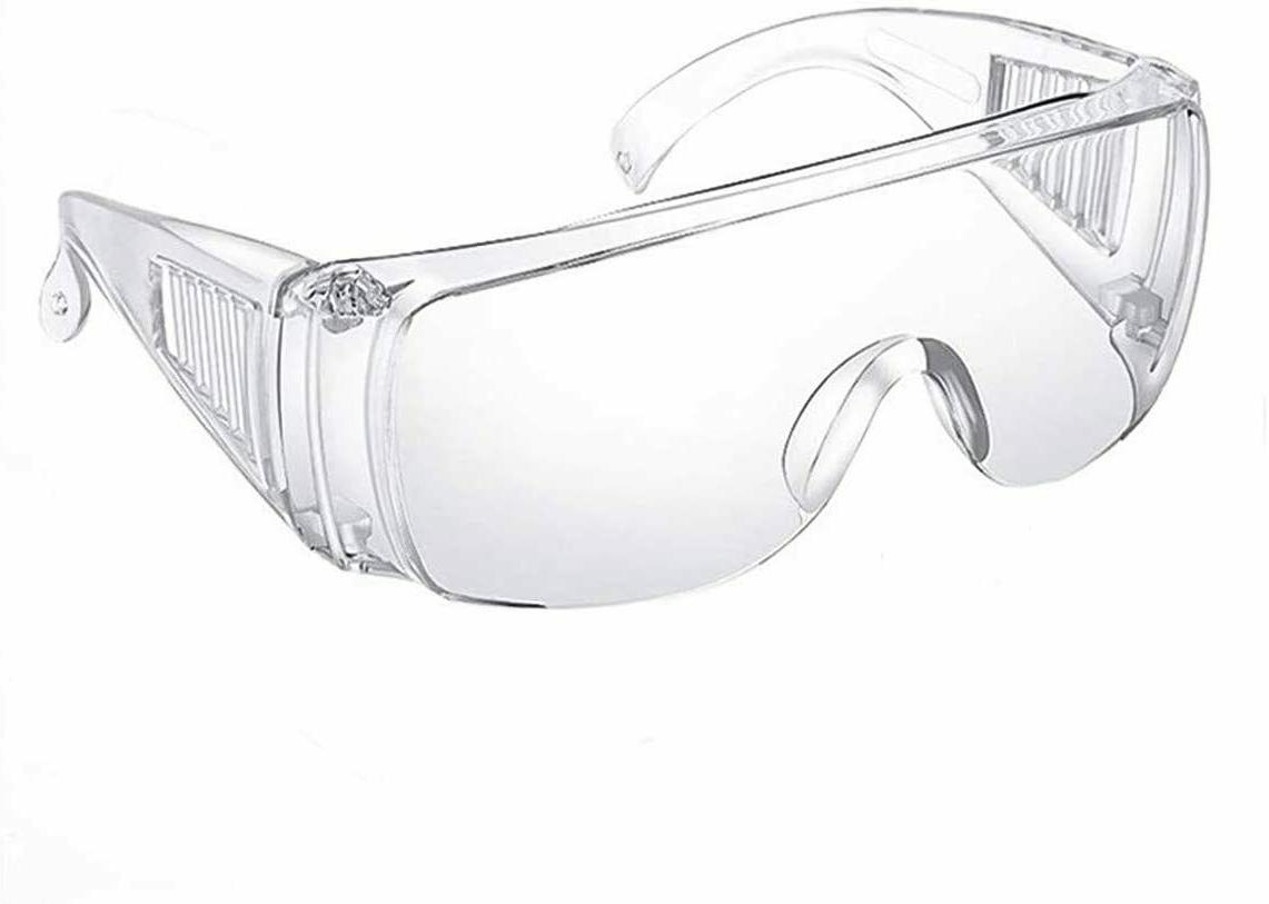protective safety goggles anti fog anti scratch