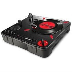 Numark PT01 Scratch Portable Turntable with DJ Scratch Switc