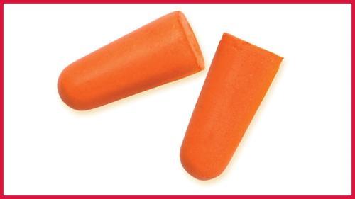Pyramex Disposable Uncorded Earplugs 200 Per Box FREE SHIPPI