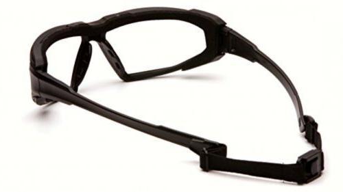 Pyramex Highlander Black Lens