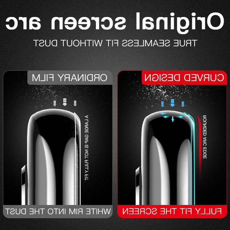 realme x tempered for oppo 3 pro <font><b>safety</b></font> protective on rmx1821 real film 9d