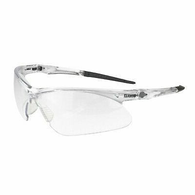 DeWALT Recip Safety Glasses with Clear Lens