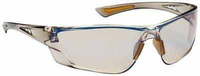 recon safety glasses brown temple