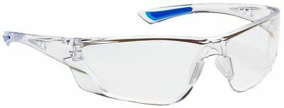 Bouton Recon Safety Glasses with Clear Temple and Clear Anti