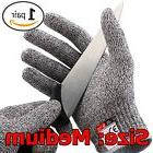 Resistant Gloves Cut Protection 5 High Level Performance Noc