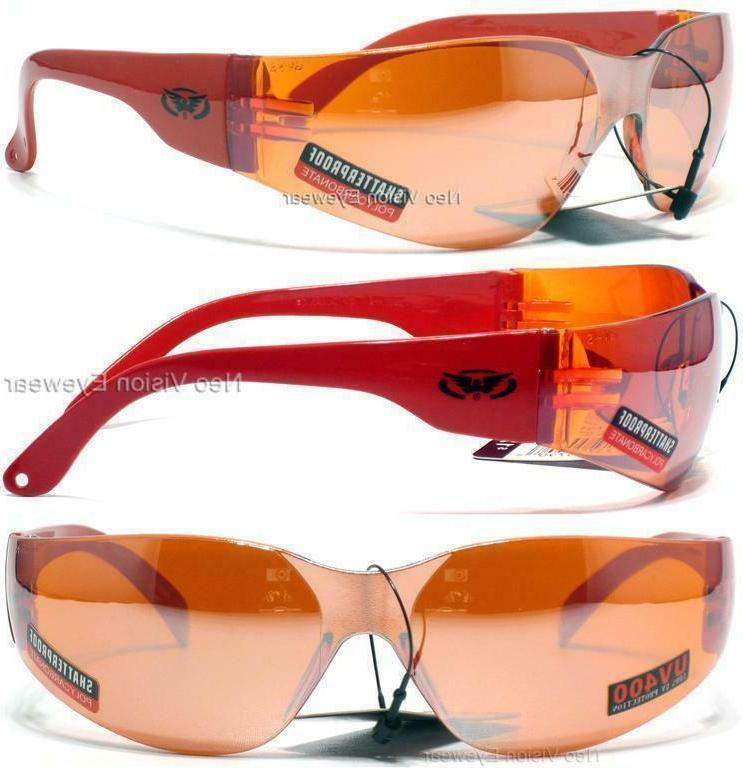 Global Vision Color Safety Sunglasses