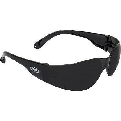 rider wrap around safety glasses super dark