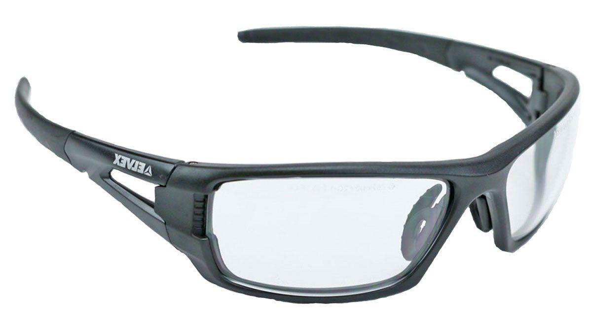 Elvex Safety/Shooting/Tactical Clear Z87.1