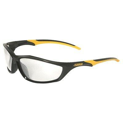 DEWALT Router Safety Glasses Clear Lens with Black and Yello