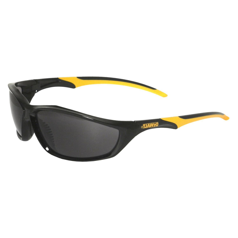 Dewalt Router Smoke/Gray Safety Glasses Sunglasses Slim Ligh