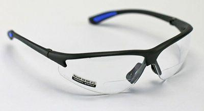 Elvex RX300™ Glasses Clear Lens 1.0 to Magnification