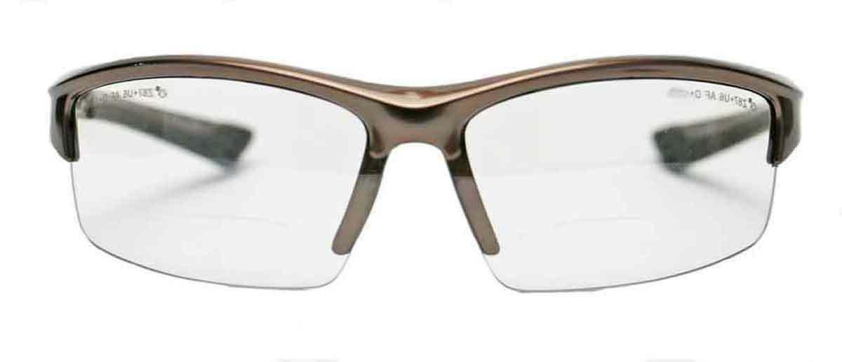 Elvex RX350 Bifocal Safety/Reading 1.0 to Mag Z87.1