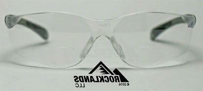 Elvex Glasses Lens 1.5,2.0,2.5 Z87.1