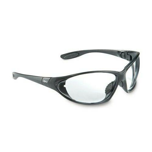 s0600 black seismic clear polycarbonate anti fog