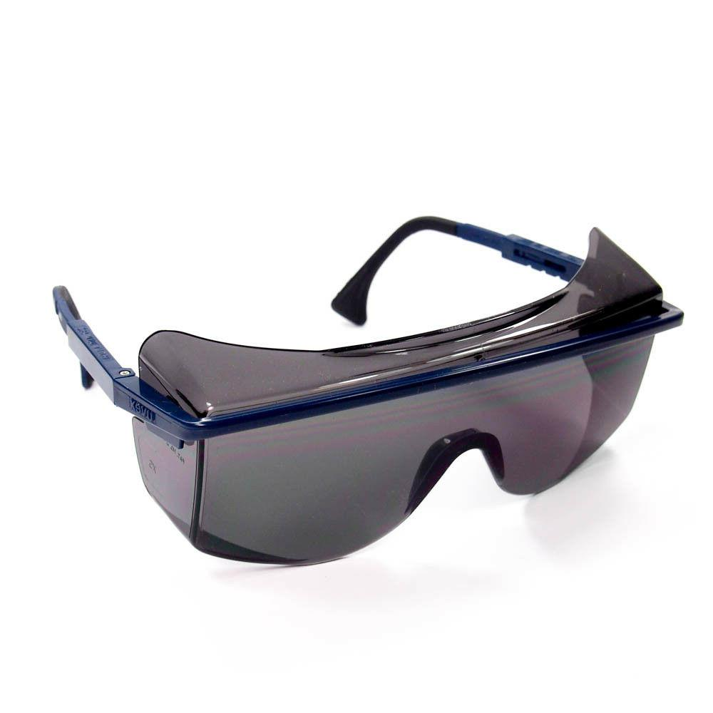 Uvex Astrospec OTG 3001 Safety Glasses Unilens Scratch-Resis
