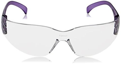 Pyramex Intruder Glasses Clear Lens with Assorted Temple
