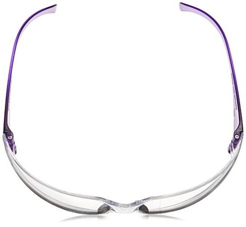 Pyramex S4110SMP Glasses Clear with Colors