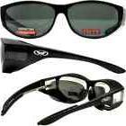 Safety Escort Glasses Over-Prescription Most Prescription Ey