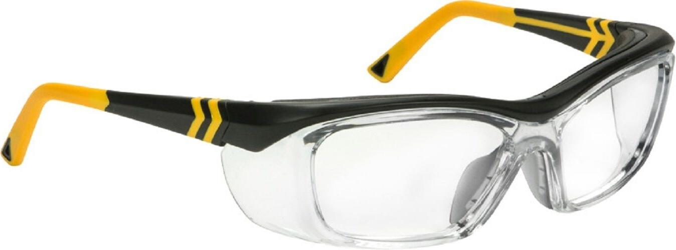 f914919347 OnGuard Safety Eyewear OG-225S Black Yellow Glasses Goggles