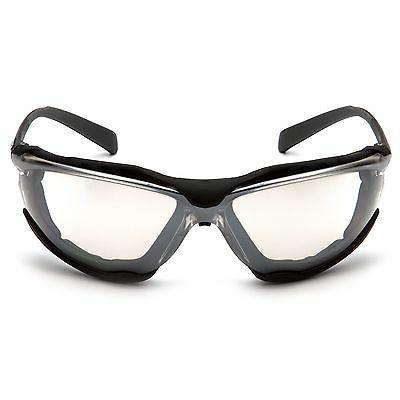 Pyramex Proximity Safety Glasses with Clear H2X Anti-Fog Len