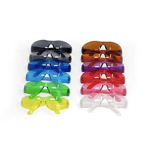 SAFE HANDLER Safety Full Color Lens, Pack