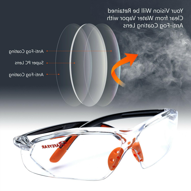 SAFEYEAR Safety Scratch-resistant Eye Neck Cord