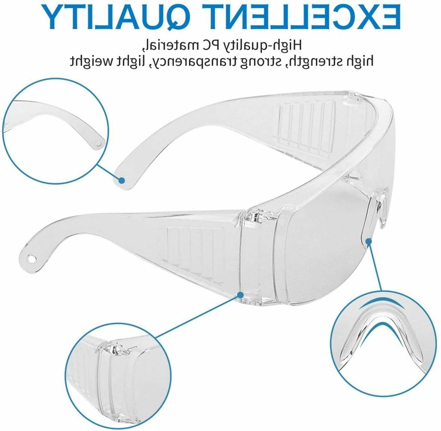 Safety Glasses, Anti-frog Protective Eyewear,