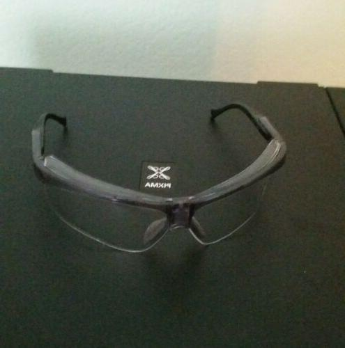 SAFETY GLASSES BY 1 box/12