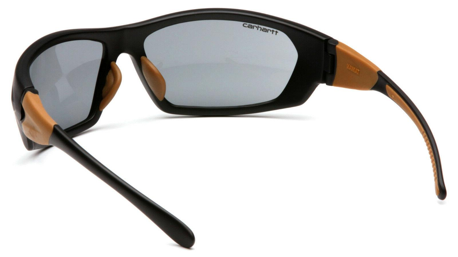 Carhartt Safety Glasses Carbondale Gray