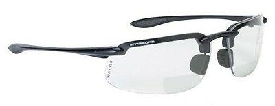 Crossfire Safety Glasses ES4 216415 Bifocal Reading Readers