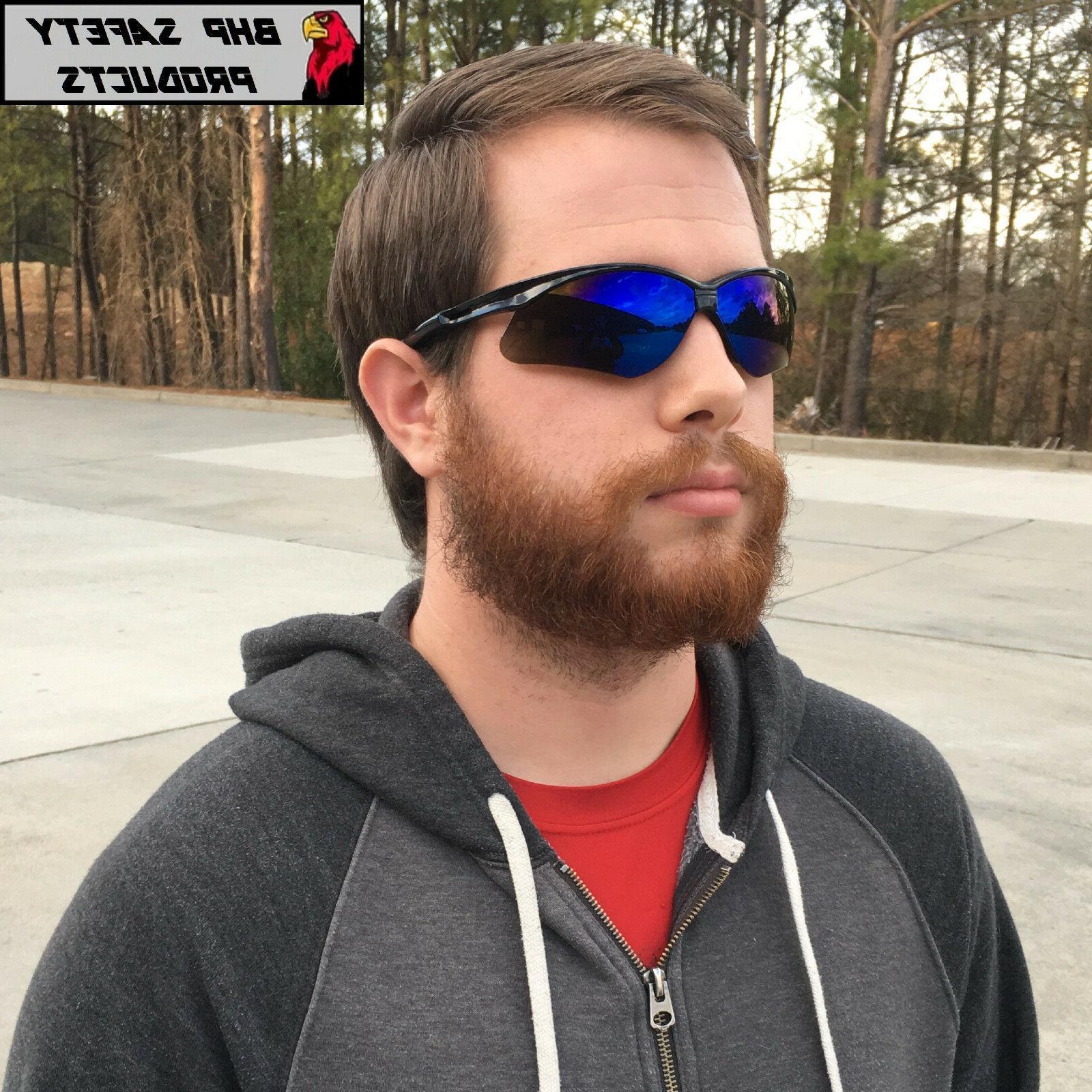 Jackson Safety Glasses Gun Metal Smoke Lens