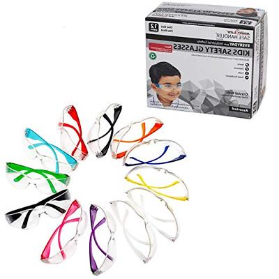 safety glasses impact ballistic resistant personal protectiv