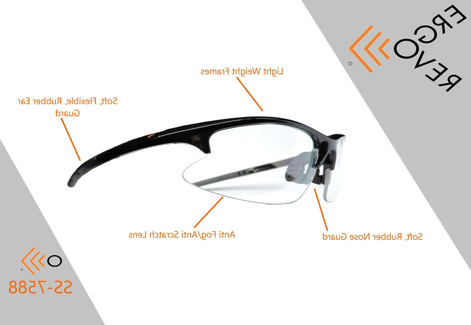 Safety Glasses. Weight, Unbreakable.
