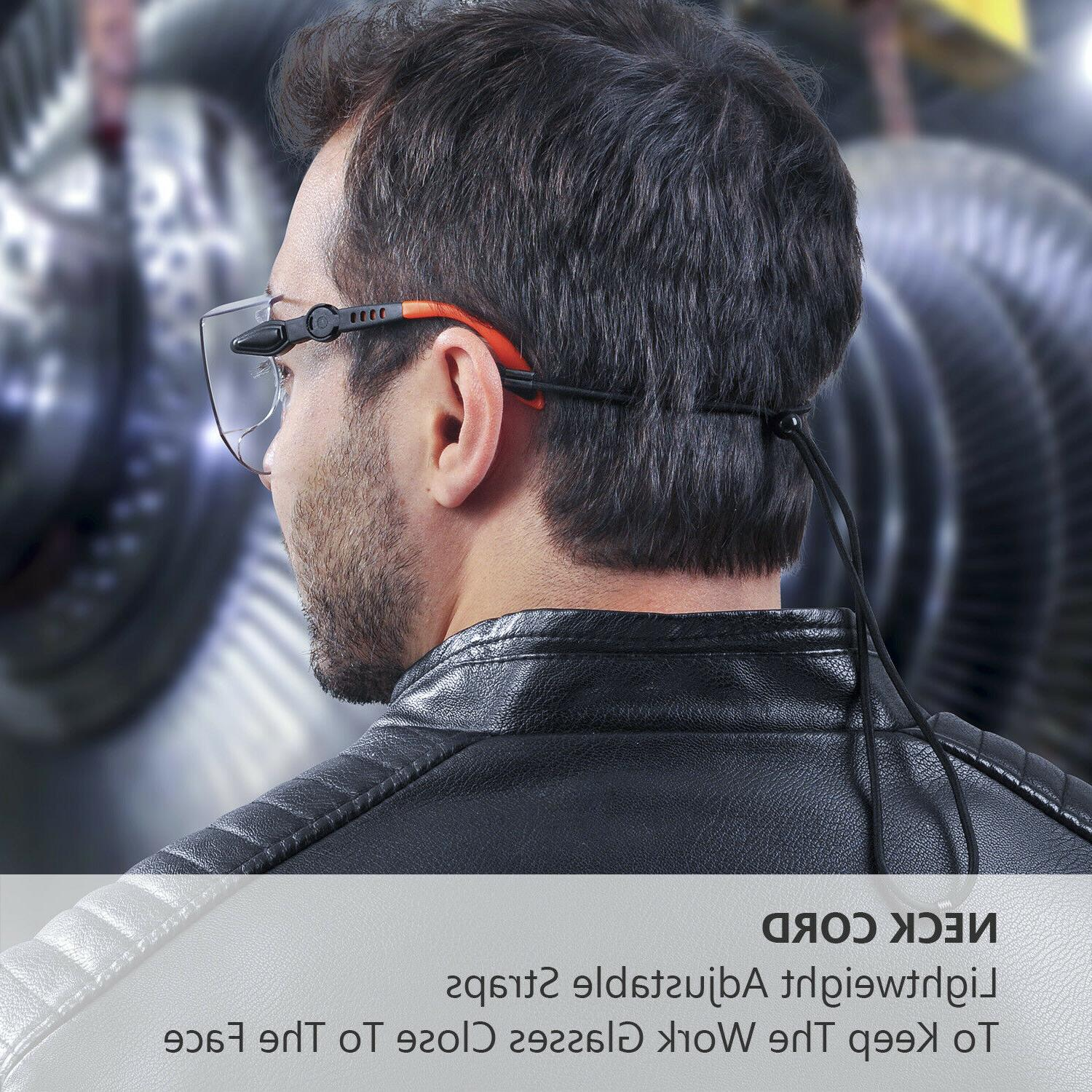 SAFEYEAR Glasses-SG009 Industrial Cover