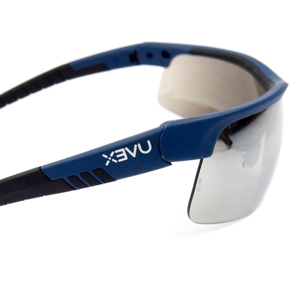 Uvex Scratch Resistant Silver Lens 99.9%