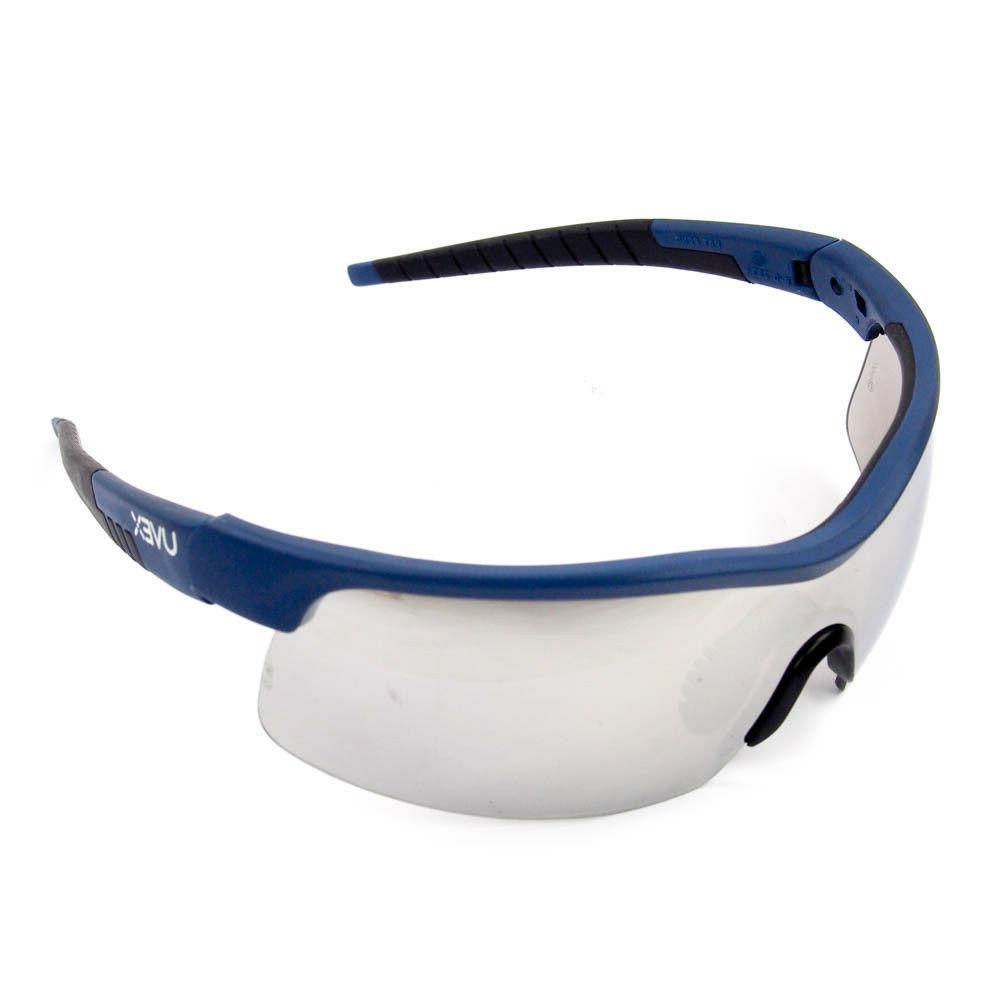 safety glasses sx0103 scratch resistant silver mirror