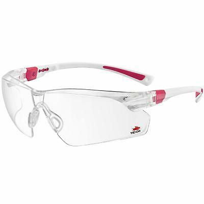 safety glasses with clear anti fog scratch
