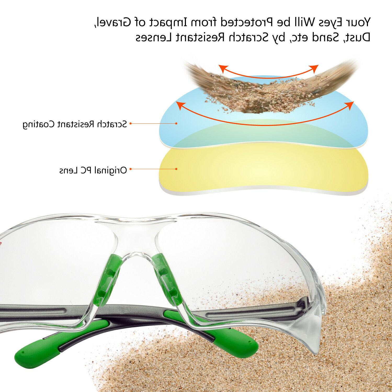 Safeyear Safety Goggles Anti UV Light Z87+