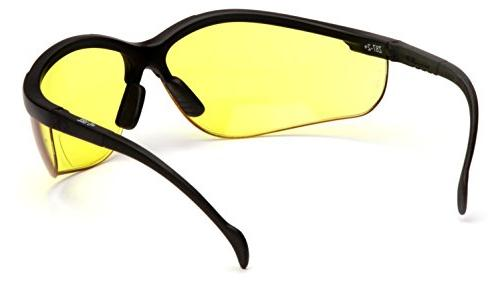 Pyramex Safety II Frame with Amber + Lens