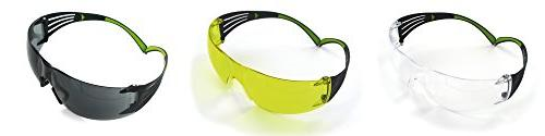 Peltor Sport SecureFit Glasses, 3 Pack: + Lenses,