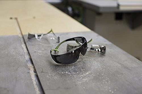Peltor Glasses, 3 Pack: + Lenses,
