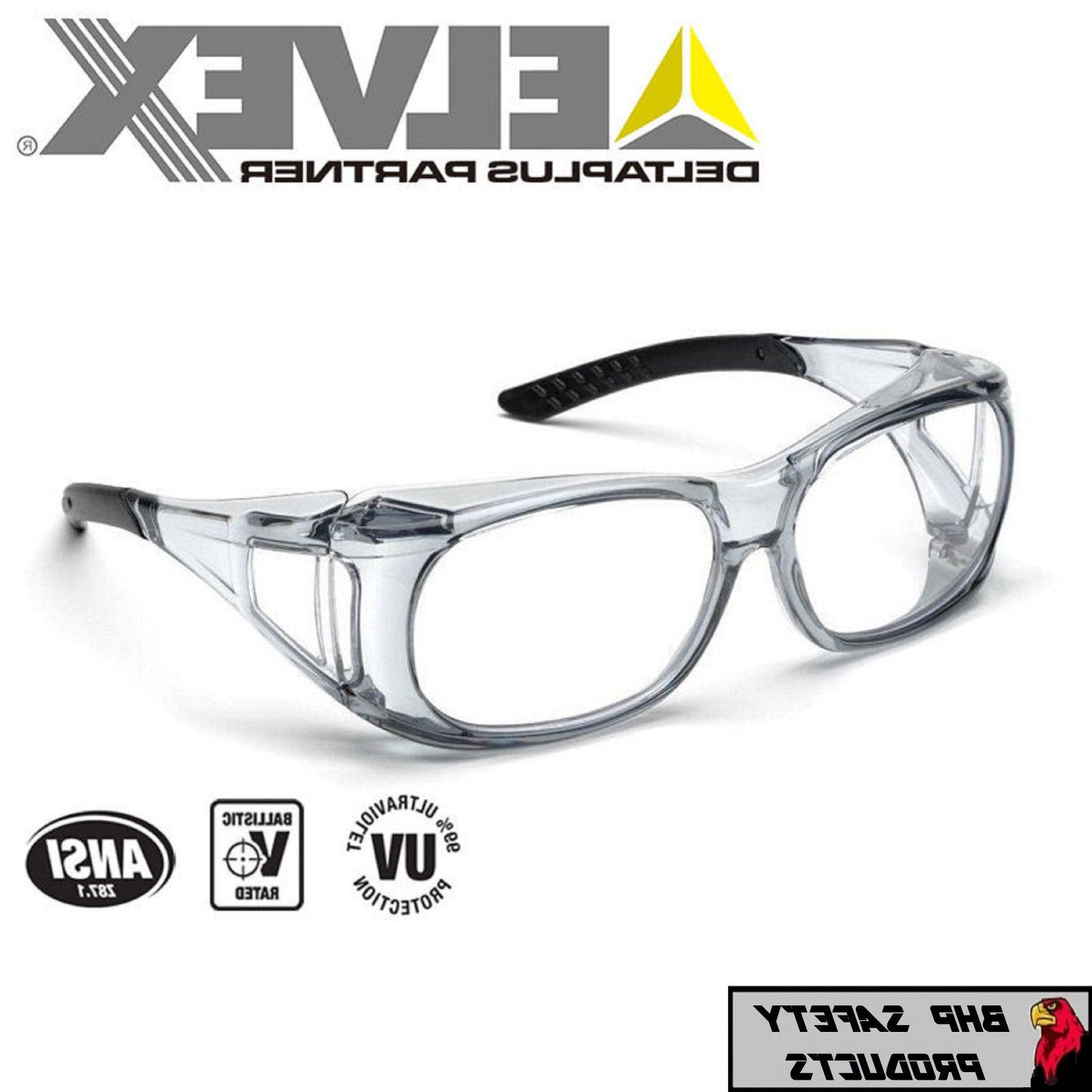 ELVEX SG-37C OVR SPECS II SHOOTING/SAFETY OVER-THE-SPECTACLE