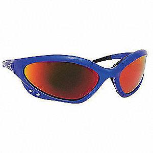 Miller Electric Shade 5.0 Welding Safety Glasses, Scratch-Re
