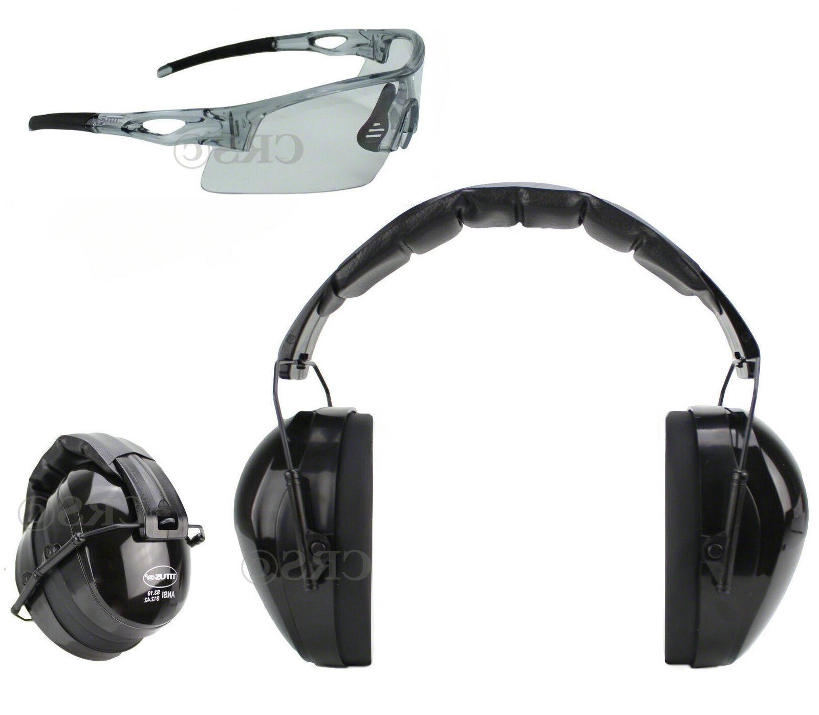 Shooting Range Earmuff Hearing Noise Protection Reduction Sa