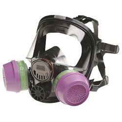 Silicone Full Face Piece Respirator, Respirators, Full Face,