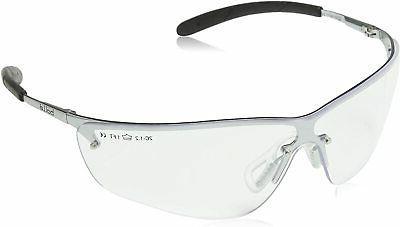 Bolle SILIUM, Clear Lens, Silver Metal Frame 40073