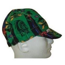 Comeaux Single Sided Soft Brim Comfort Crown Cap, Cotton, As