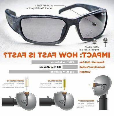skullerz dagr polarized safety sunglasses black frame