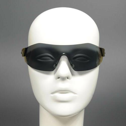 Smith 44-Magnum Safety Glasses Smoke Lens