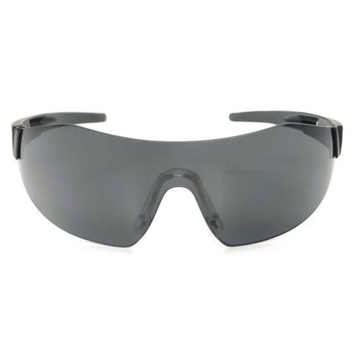Smith & Safety Glasses Temples Smoke Anti-Fog Lens